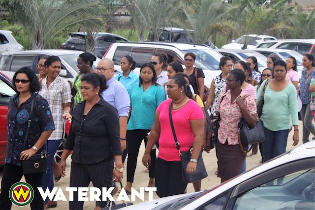 Scholen in Suriname vandaag normaal open