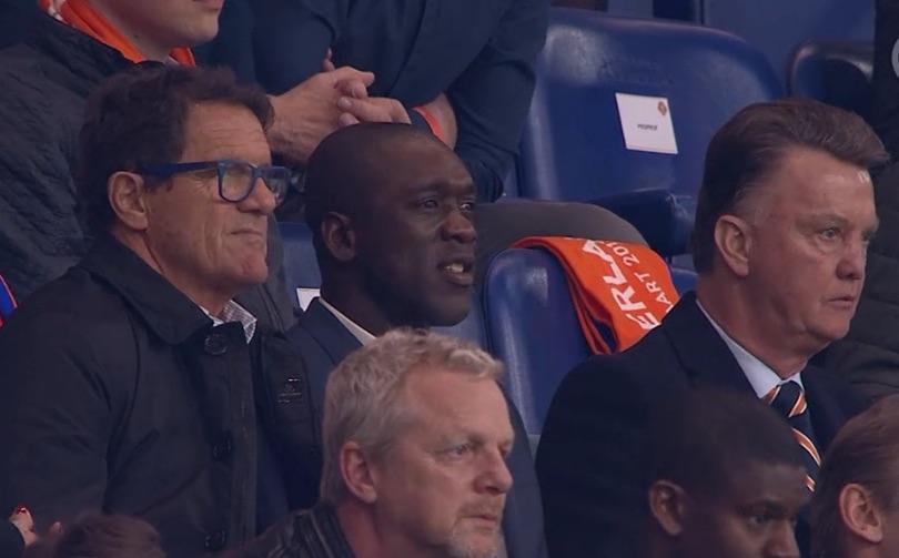 Clarence Seedorf benoemd tot bondsridder KNVB