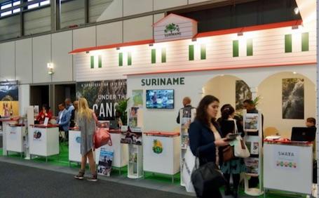 'Suriname nog erg onbekend op Duitse markt'