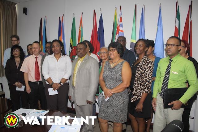 Nieuw bestuur Standaarden Bureau van Suriname