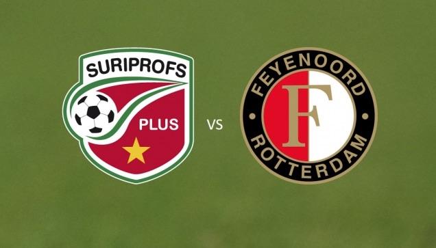 Suriprofs Legends tegen Oud-Feyenoord op 22 maart