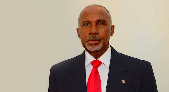 Van der San nieuwe minister van Justitie in Suriname