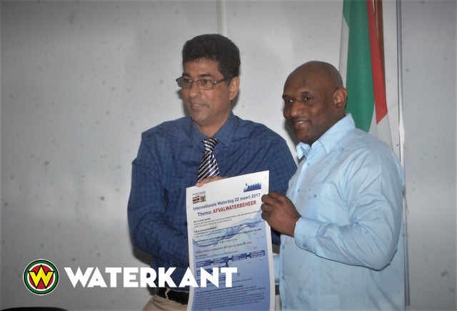 Aandacht voor Internationale Waterdag in Suriname