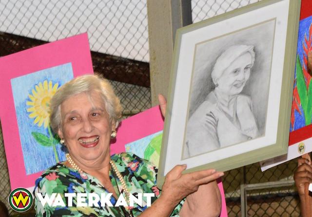 Portret voor Venezolaanse ambassadeur in Suriname
