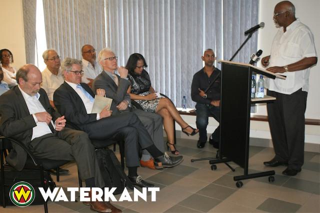 Symposium Teruggave Archieven Suriname
