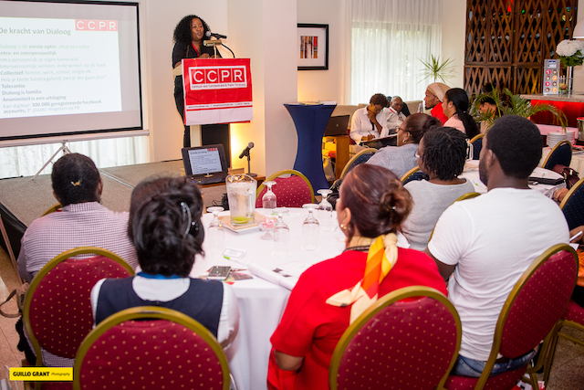 Communicatiedag 2017 op vrijdag 26 mei in Suriname