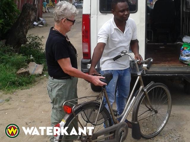Surined introduceert fietsen ophaalservice in Suriname