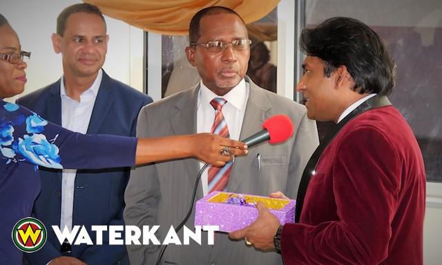 Nieuw gebouw Rechterlijke Macht in Suriname