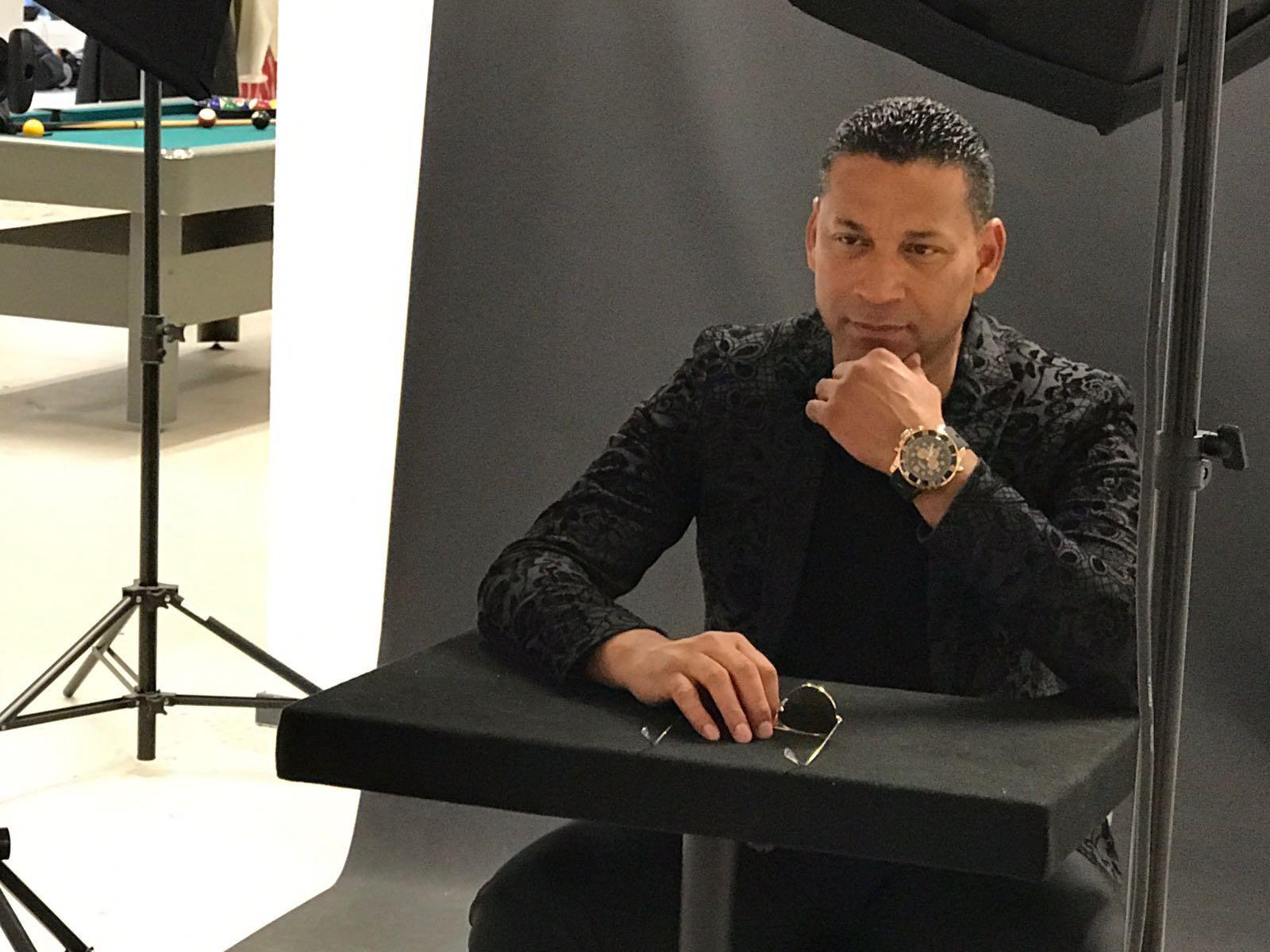 Interview met Henk Fraser in AK Magazine