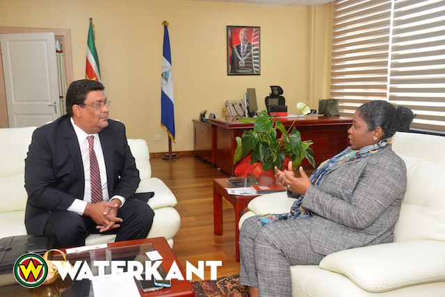 Concrete samenwerking Suriname en Nicaragua