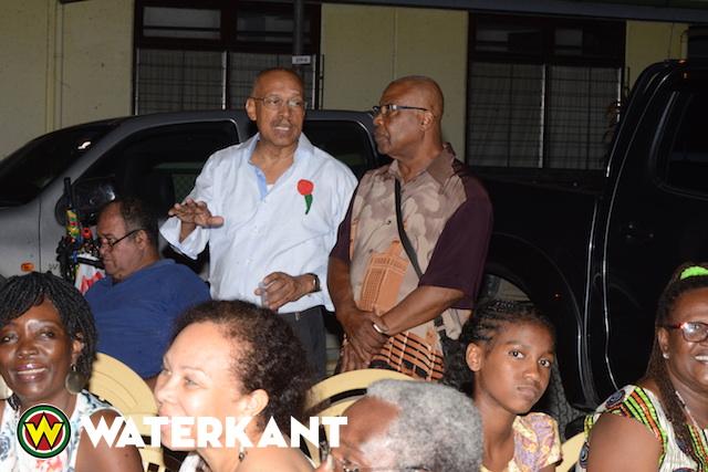 Politieke partij PALU viert 40-jarige bestaan