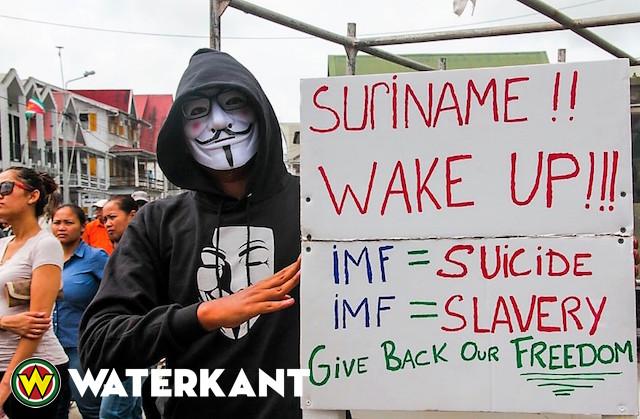 Avondvierdaagse (wandelmars) valt samen met protestacties