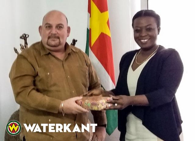 Suriname wil sportsamenwerking met Cuba continueren