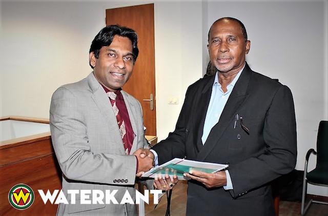 Quick scan rechterlijke organisatie Suriname