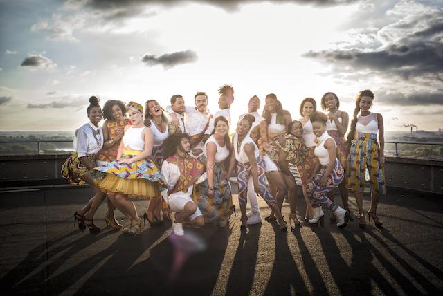 Gospel koor en Bollywood zangeres op Divercity Den Haag