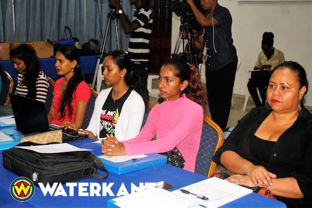 Training m.b.t. Immaterieel Cultureel Erfgoed van Suriname