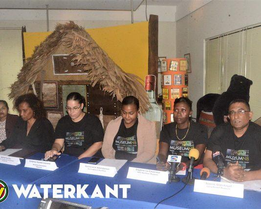 Museumnacht op 27 mei in Suriname