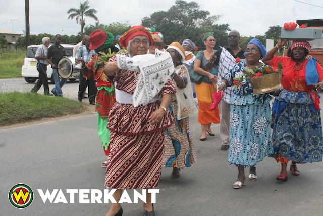 Thalia archief naar Nationaal Archief Suriname