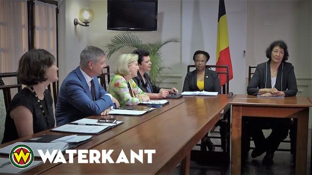 Vlaamse gemeenschapscommissie in Suriname