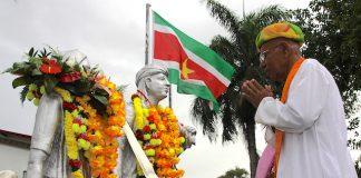 Herdenking 144 jaar Hindoestaanse immigratie op 5 juni