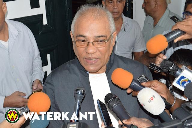 Advocaten reageren op strafeis tegen Bouterse