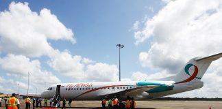 Fly Allways start met vluchten tussen Curaçao en Suriname