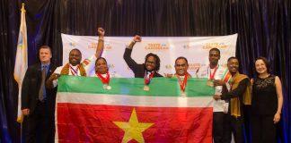 Gouden medaille voor Suriname om gebruik cassave