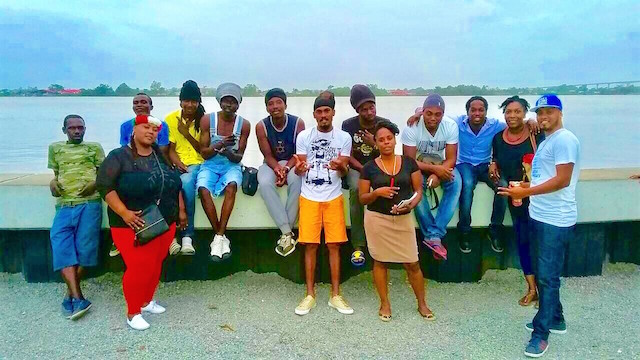 Artiesten Kon Makandra Suriname