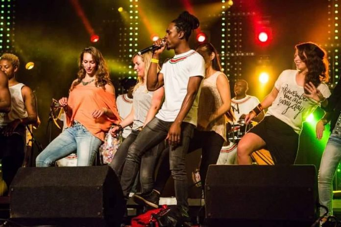 Band New Style uit Suriname naar Nederland