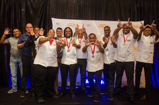 Suriname scoort goed op Taste of the Caribbean