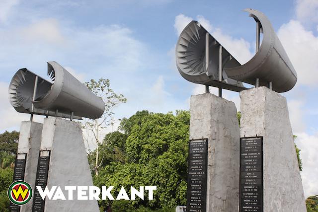 Herdenking SLM ramp 28 jaar geleden in Suriname