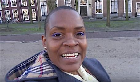 Eerste nominatie 'zwarte' toneel actrice