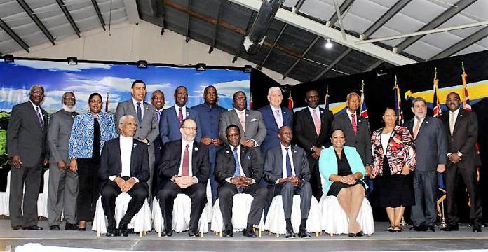Suriname op Caricom vergadering in Grenada