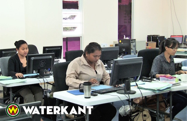 Afdeling ICT van Binnenlandse Zaken is beleidsgebied