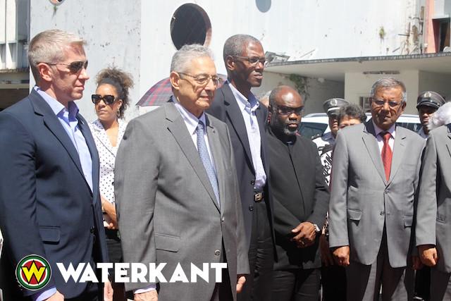 Herdenking onafhankelijkheid Venezuela in Suriname