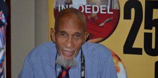 Surinaamse televisiepionier Guno Meye(83) overleden