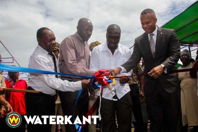 Haïtiaanse Eenheidsmarkt geopend in Suriname