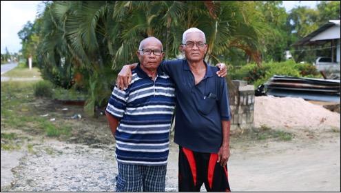 Suriname - TV première documentaire JAJI – Lotgenoten op TV West