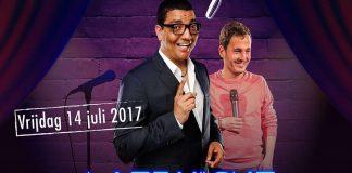 Uitverkochte show Jörgen Raymann in Suriname