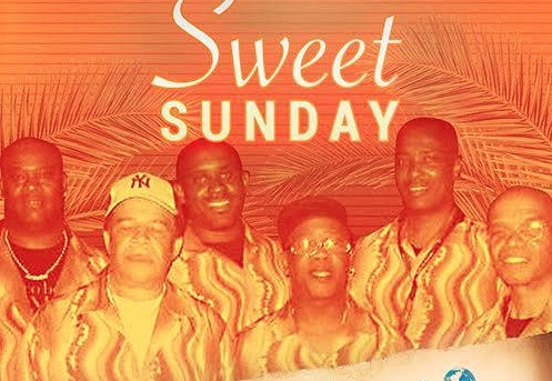 Sweetmasters op Sweet Sunday Party