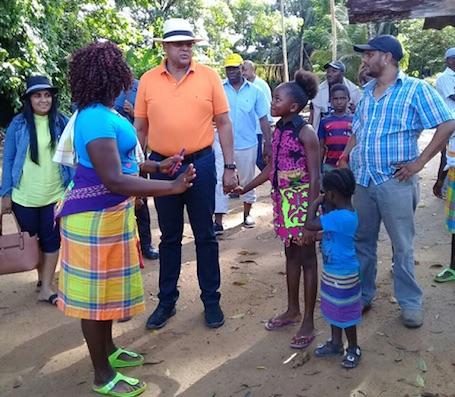 VHP installeert kernen in dorpen