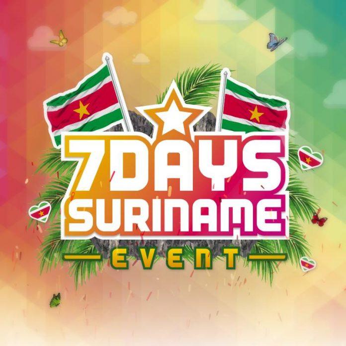 7Days Suriname Event in Almere