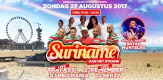 Dit weekend: Suriname aan het Strand (Scheveningen)