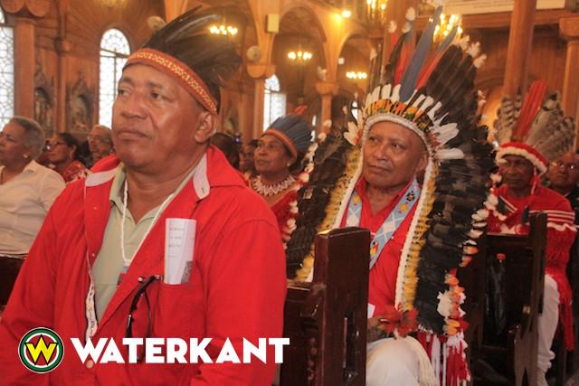 Gebedsdienst i.v.m. Nationale Dag Der Inheemsen Suriname