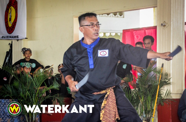 Pentjak Silat in Suriname