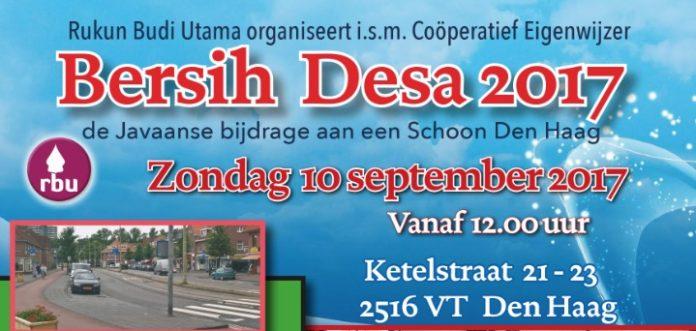 Javaanse bijdrage aan een schoon Den Haag