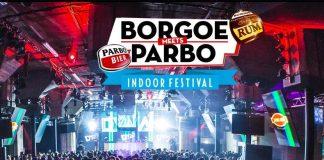 BORGOE -meets- PARBO Indoor Festival za 2 sep