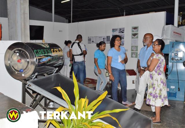 Zevende Bouw- en Woonbeurs in Suriname