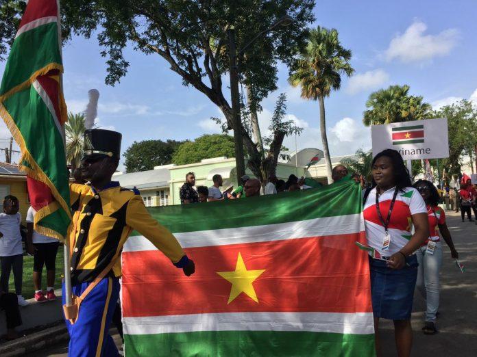 Suriname toch naar Carifesta XIII op Barbados