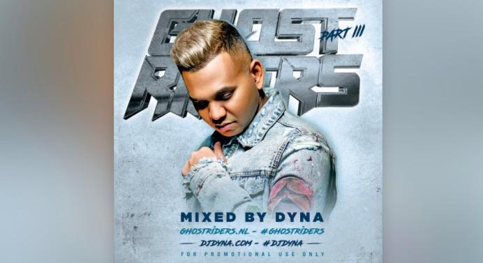 DJ DYNA komt met derde Ghostriders Mixtape